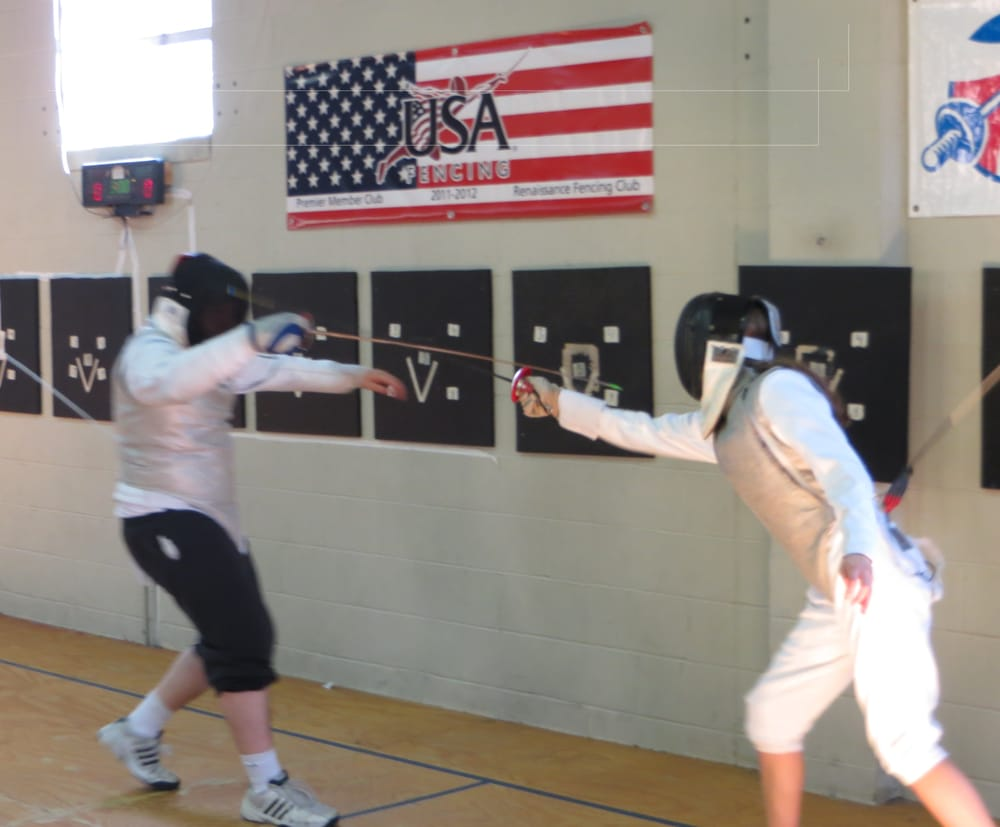 Renaissance Fencing Club Fencing Clubs 408 Oliver St