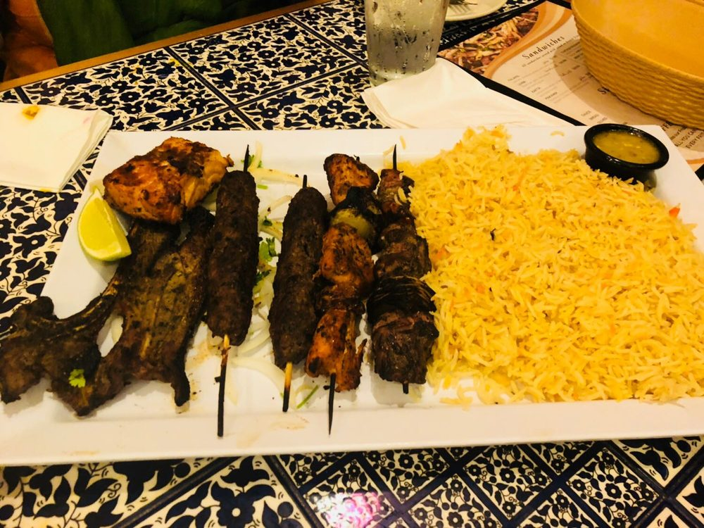 Jerusalem Restaurant & Catering: 3400 Washington Dr, Falls Church, VA