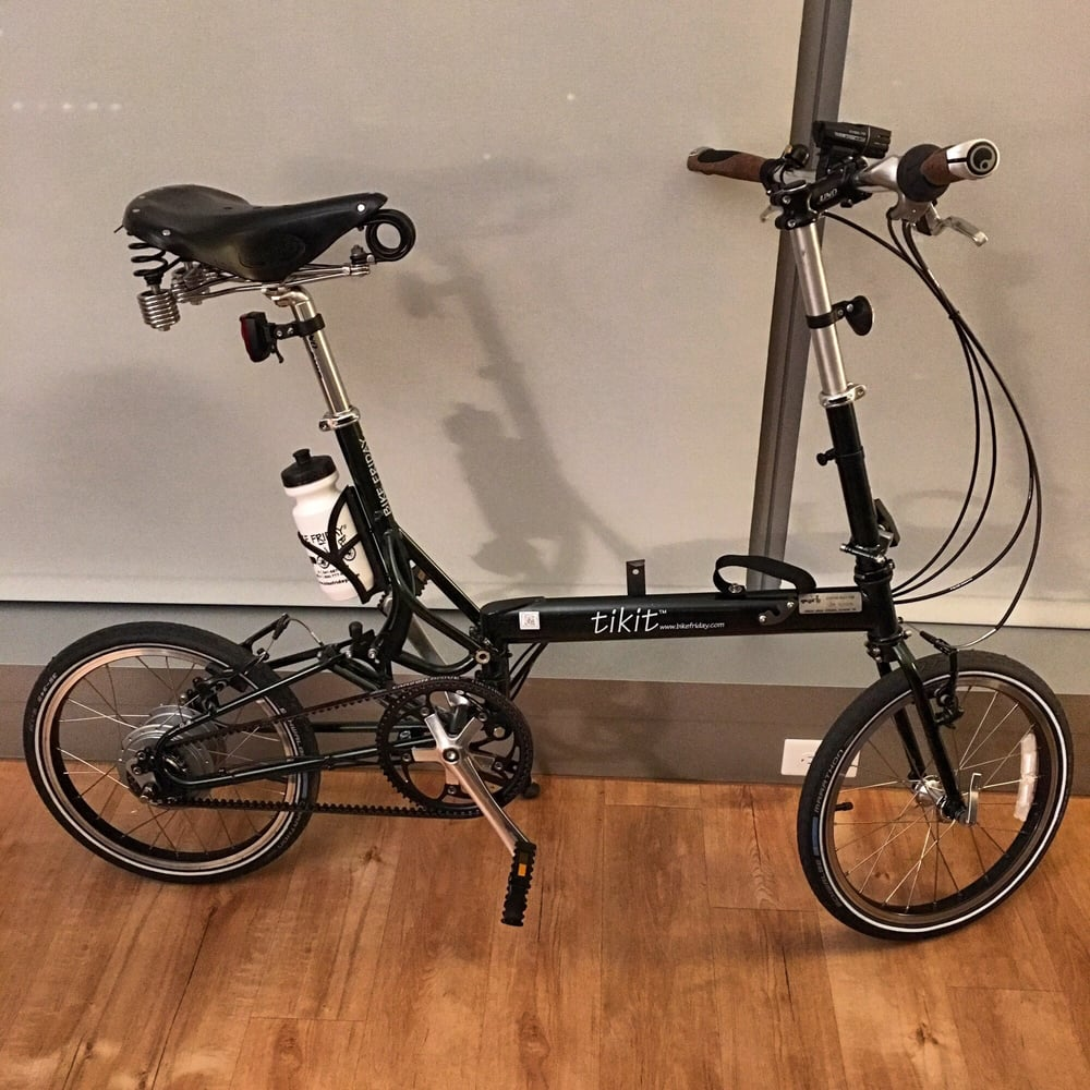 Portapedal Bike