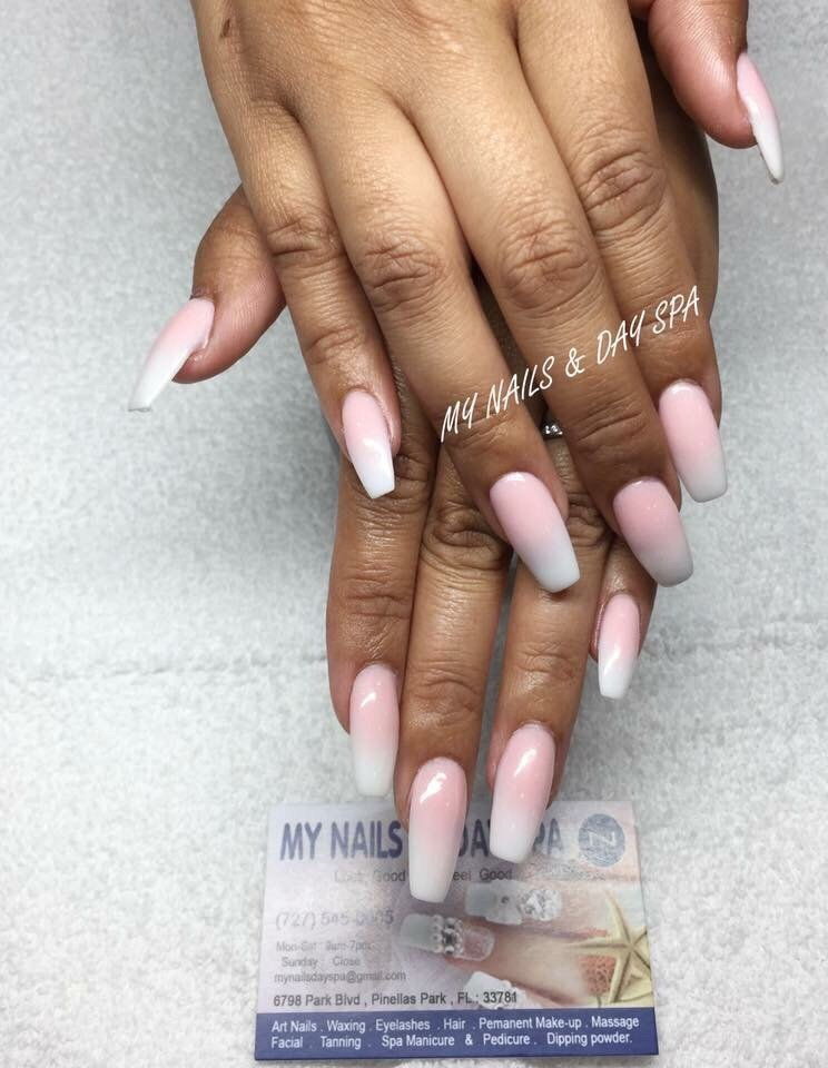 My Nails & Day Spa: 6798 Park Blvd, Pinellas Park, FL