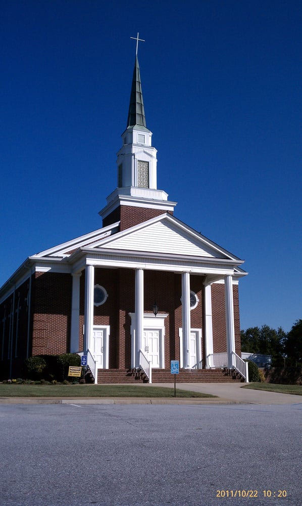 Lee Road Baptist Church: 1503 E Lee Rd, Taylors, SC