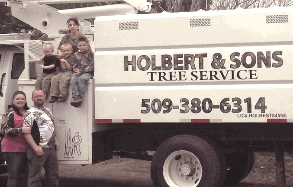 Holbert & Sons Tree Service: Benton City, WA