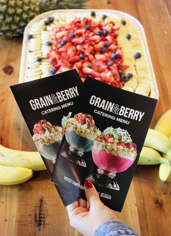 Grain and Berry: 400 N Orlando Ave, Maitland, FL