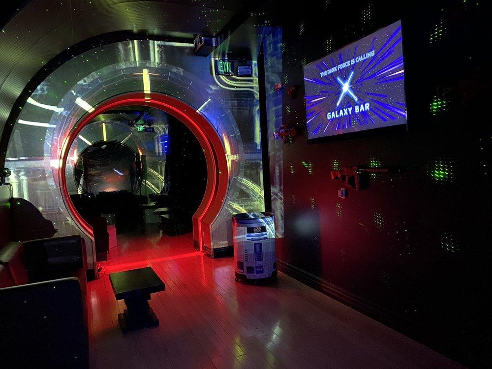 The Galaxy Bar: 6925 Hollywood Blvd, Los Angeles, CA