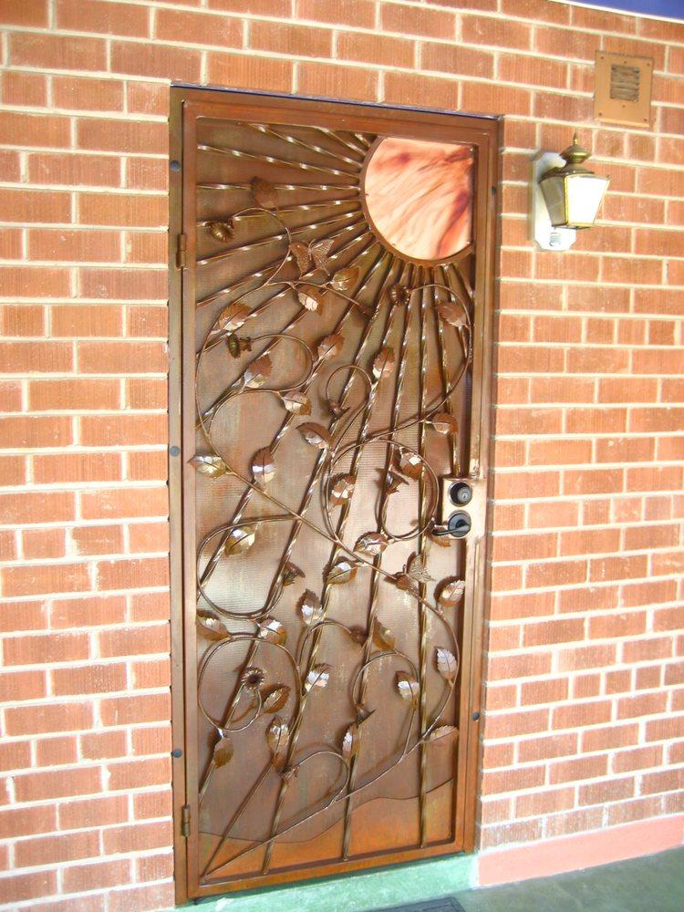 Painted Gecko - 252 Photos - Fences & Gates - 3775 E Fort