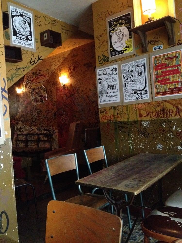 Le p tit garage 14 photos 27 reviews bars 63 rue for Garage paris bar