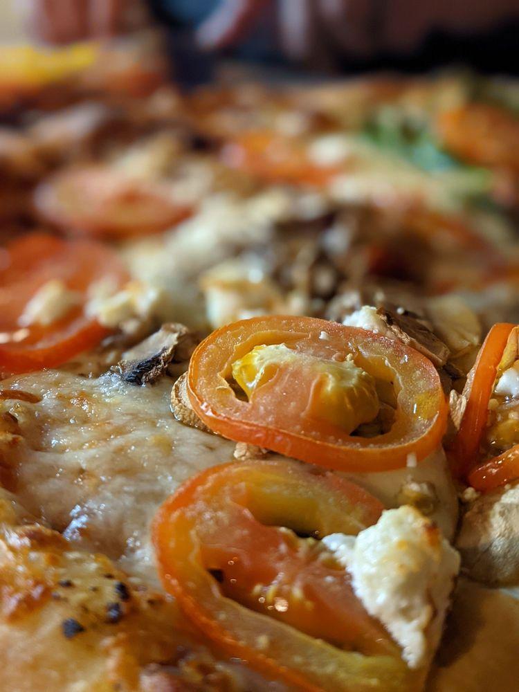 Pizza a' fetta Seaside