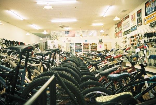 Decker's Bicycle: 77 E Main St, Price, UT