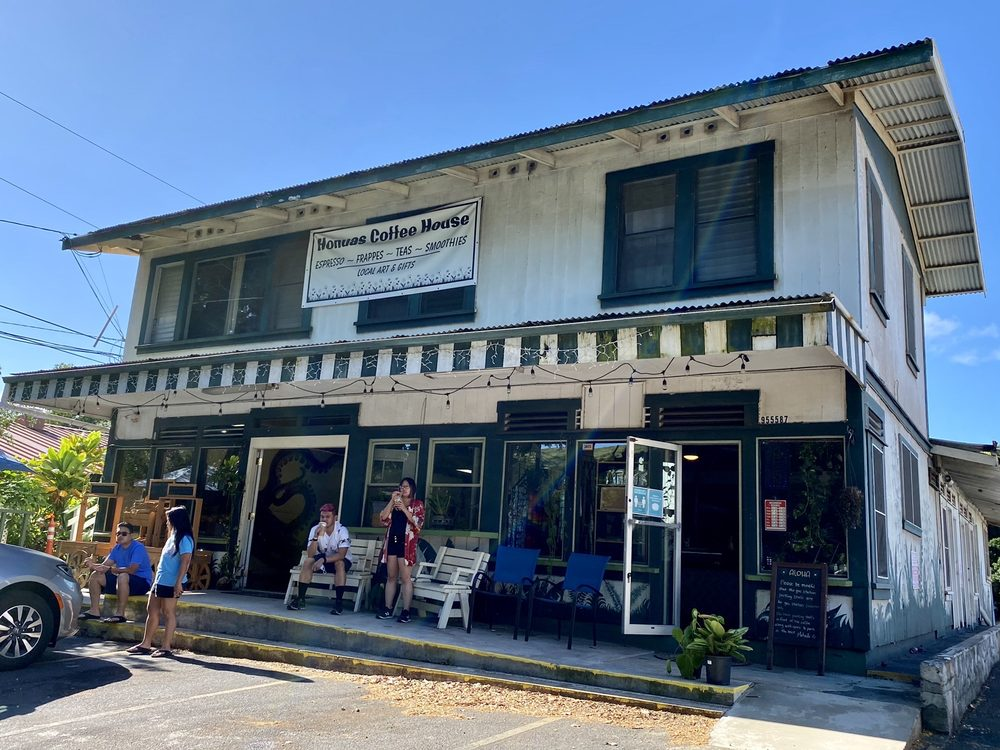Honua's Coffee House: 955587 Mamalahoa Hwy, Naalehu, HI