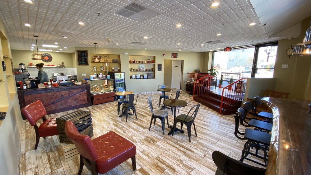Red Kettle Coffee House: 38 Enoch St, East Rutherford, NJ