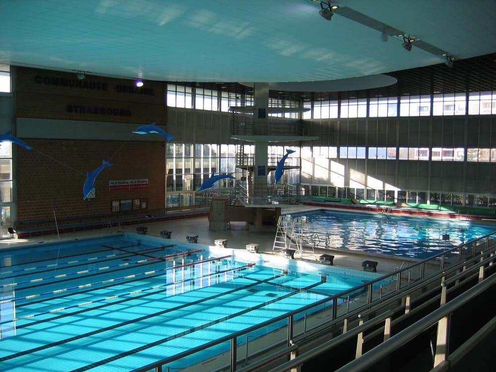 Centre nautique schiltigheim piscines 9 rue de turenne for Adresse piscine schiltigheim