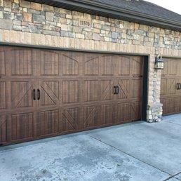 Photo Of A Plus Garage Door Repair   Cottonwood Heights, UT, United States.