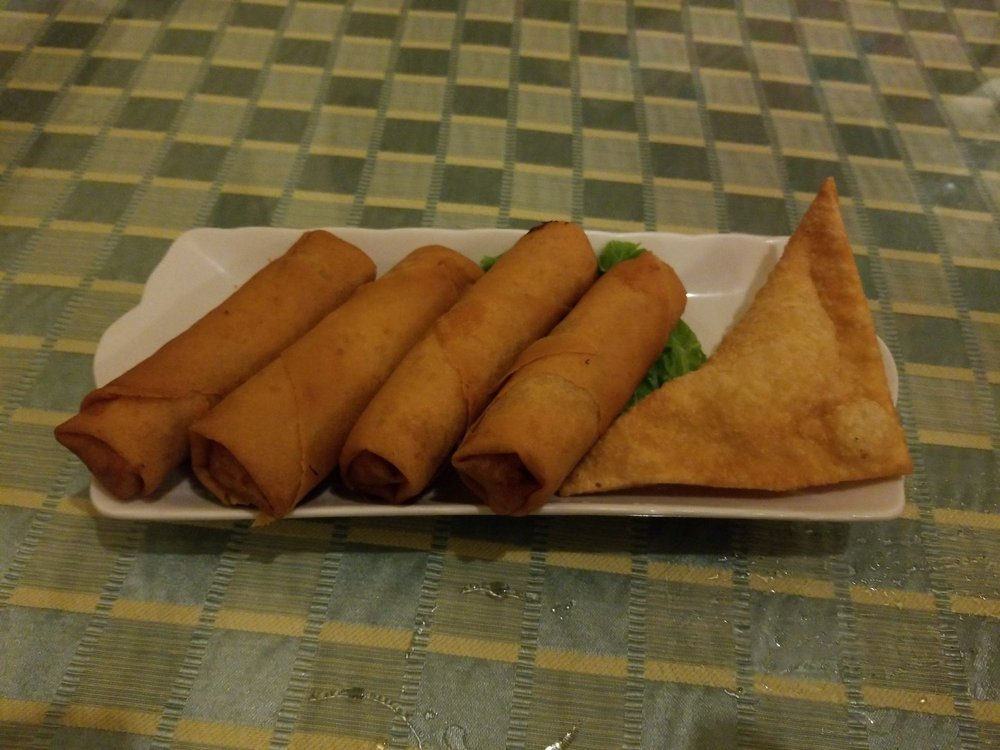 Food from Hai Quynh Restaurant
