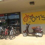 Toms bicycles tulsa