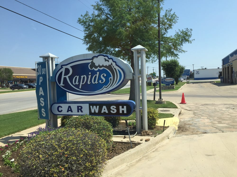 Self Service Car Wash Hurst Tx