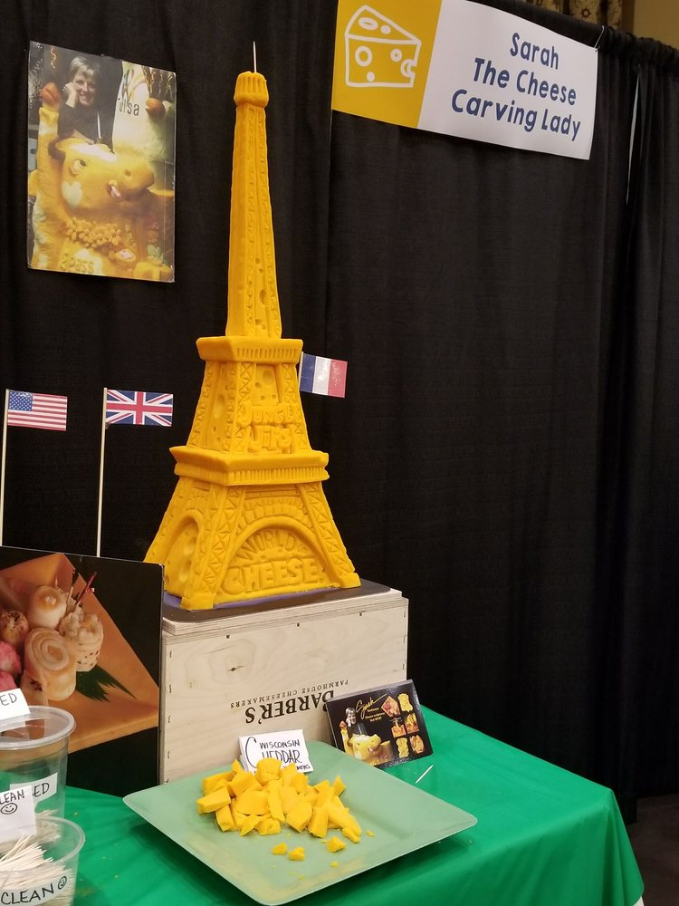 Jungle Jim's Cheese Fest: Cincinnati, OH