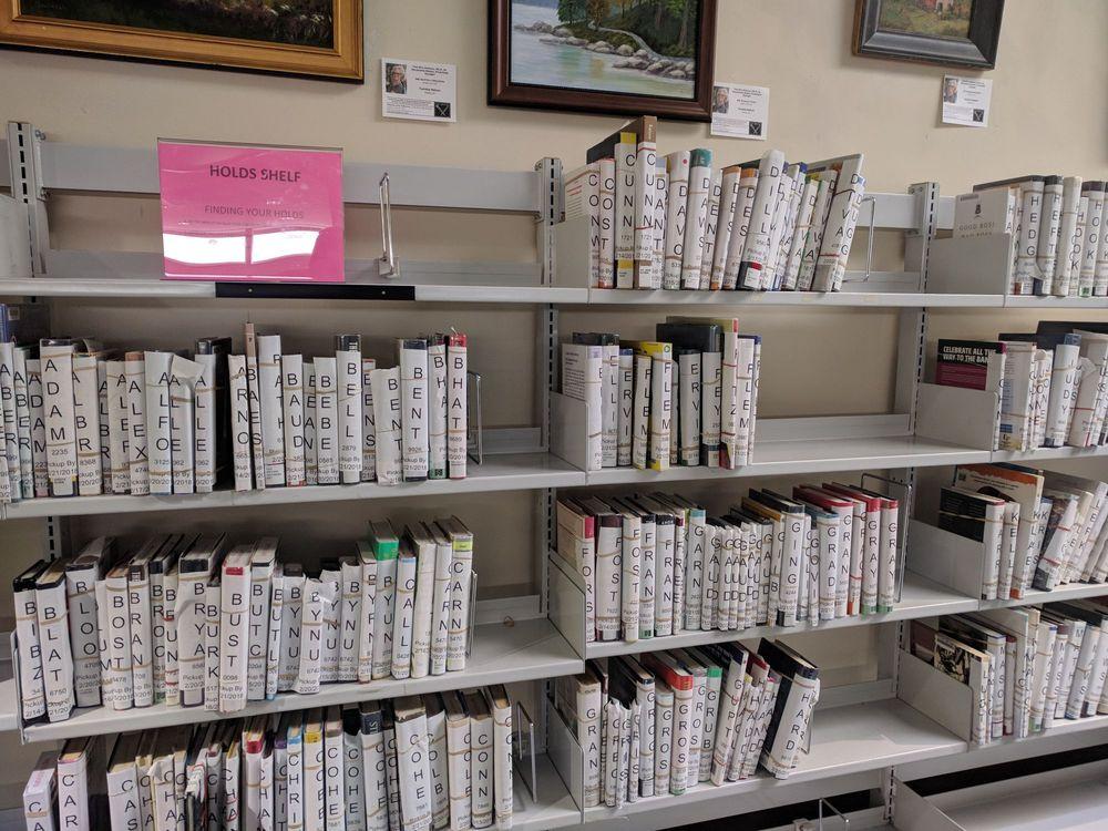 Atlanta - Fulton Public Library - Buckhead Branch