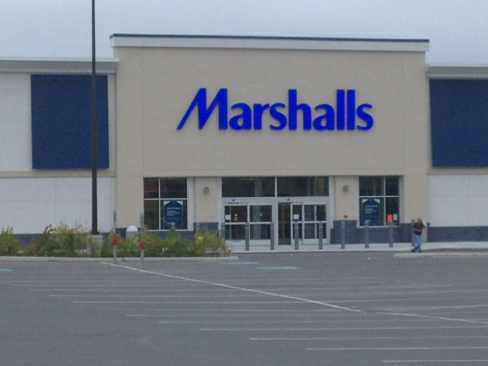 Marshalls Job Application