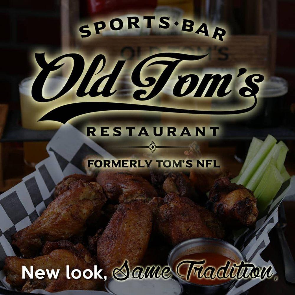 Old Tom's Sport Bar