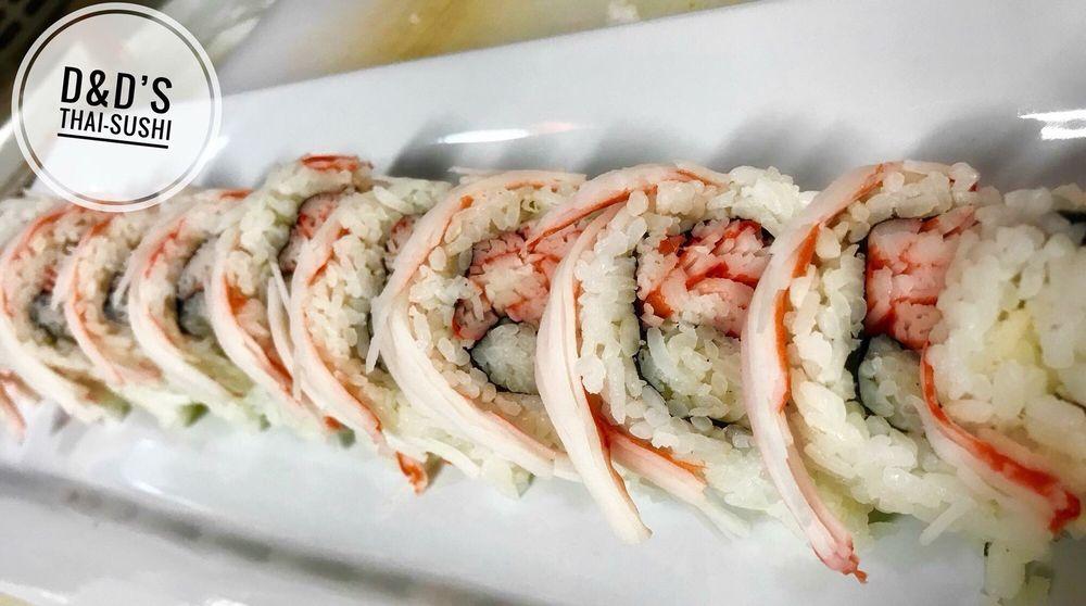 D&D's Thai-Sushi: 509 4th St, Jonesville, LA