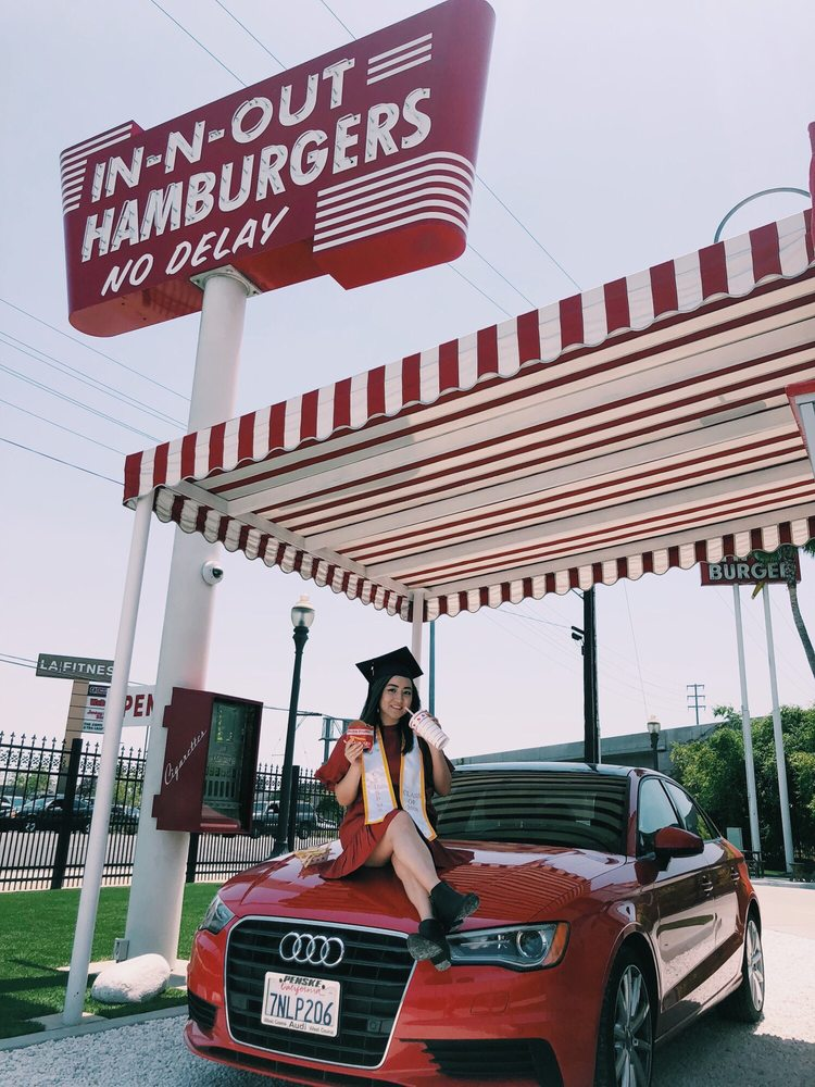 In-N-Out Burger: 13766 Francisquito Ave, Baldwin Park, CA