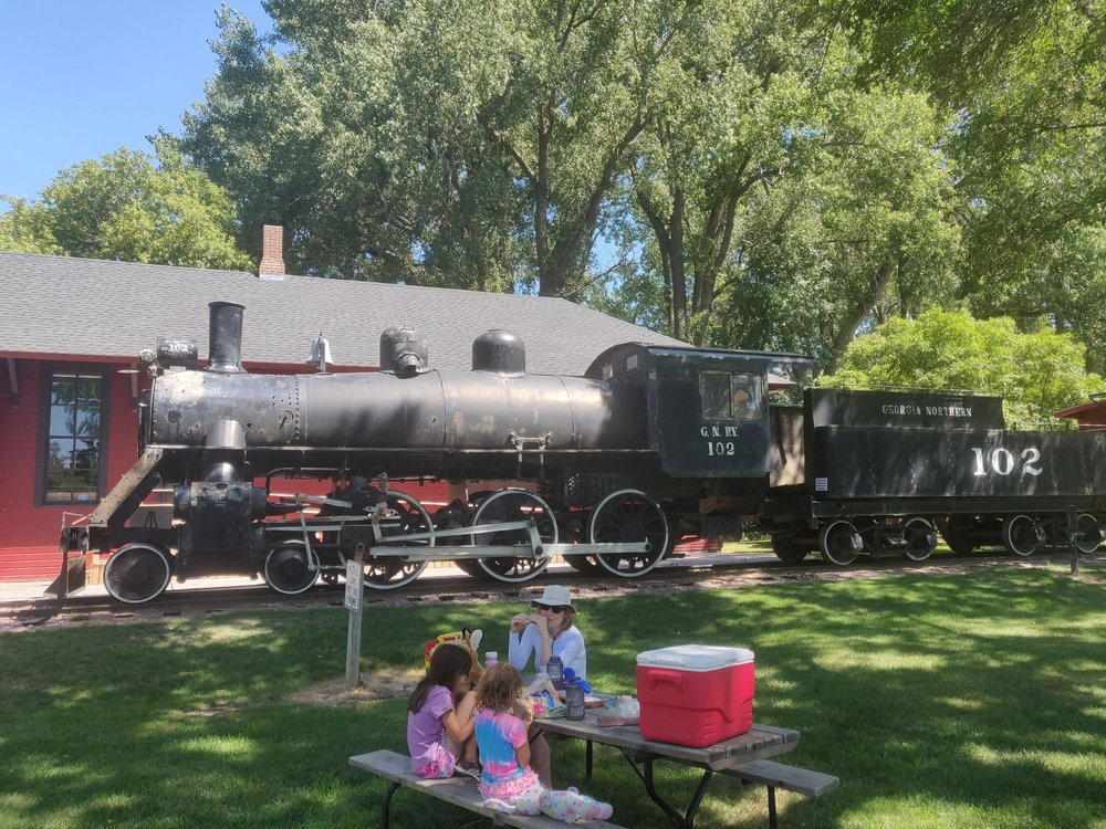 End-O-Line Railroad Park & Museum: 440 N Mill St, Currie, MN