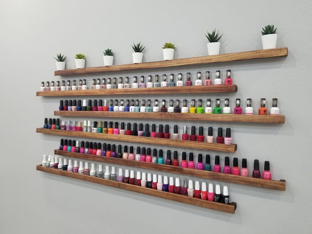 Garden Nails & Spa: 601 NW Pkwy St, Azle, TX