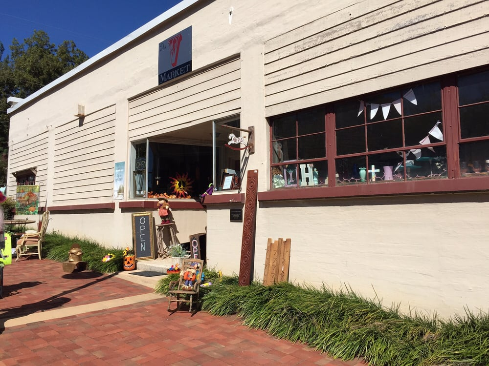 The V Market: 230 Gilmer Ferry Rd, Ball Ground, GA