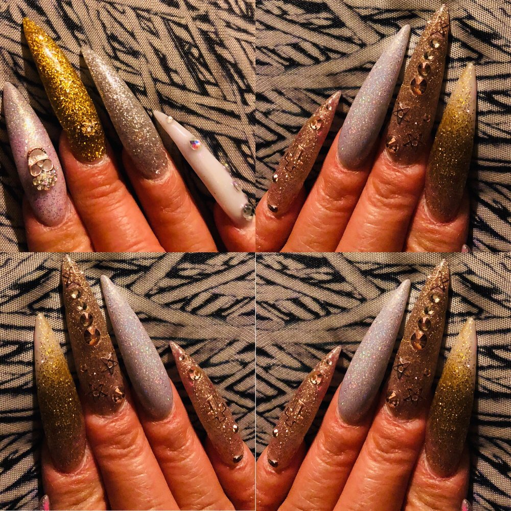 Nails By Mabhel: 112 N State St, Knob Noster, MO