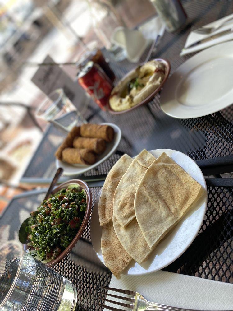 Zephyr Mediterranean Grill & Cafe: 2419 E Colorado Blvd, Pasadena, CA