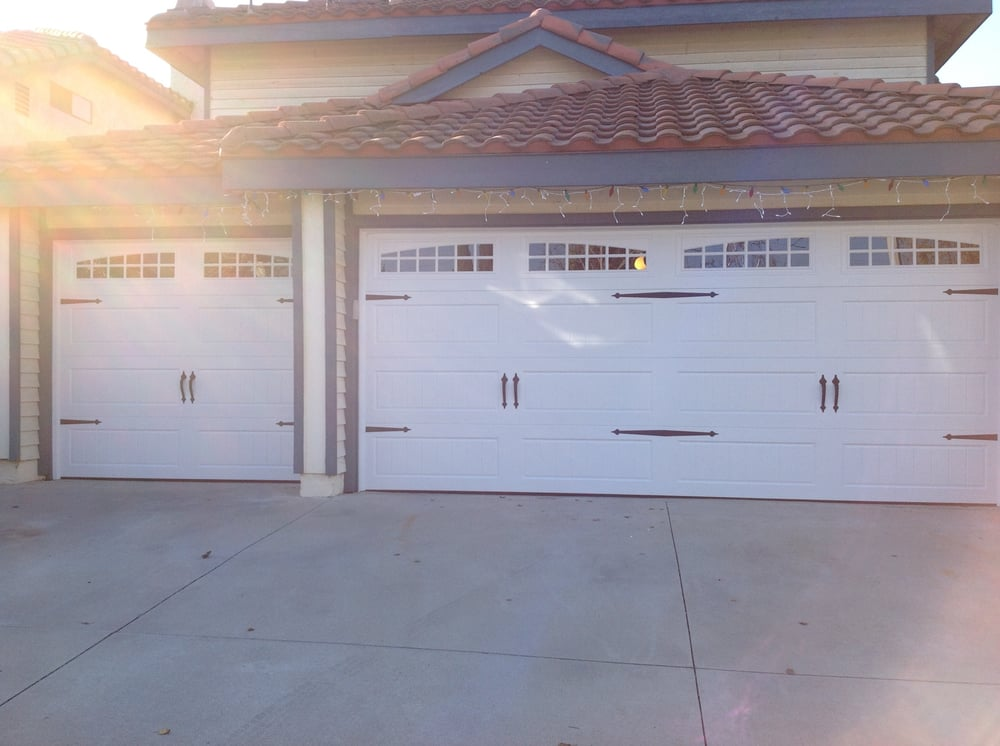 Amarr oak summit series yelp for Archway garage doors simi valley