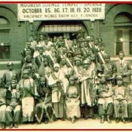 Photos for The Moorish Science Temple of America -1928 - Yelp