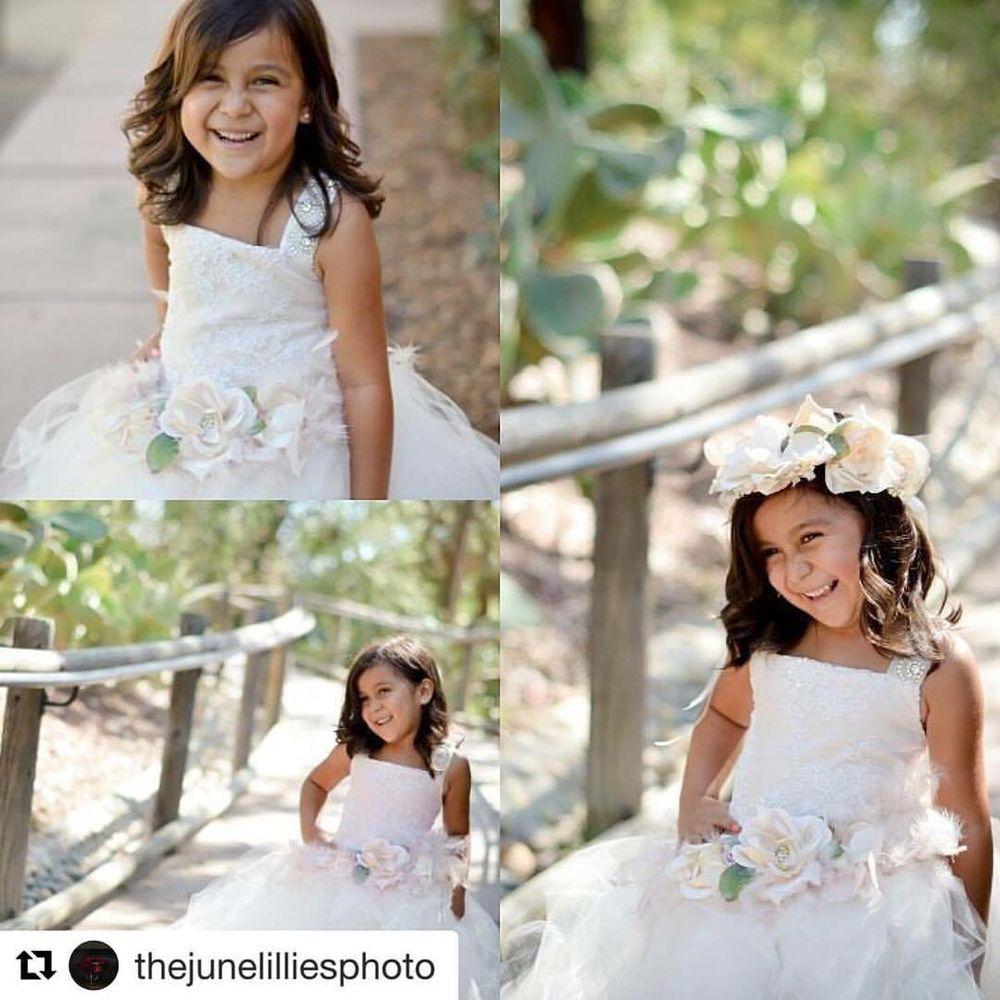 Flower Girl Dresses Los Angeles