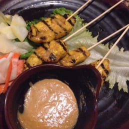 Chicken Saut E Skewers Yelp