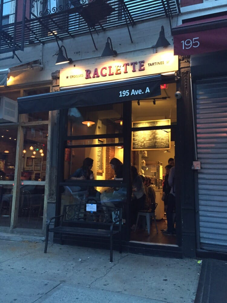Raclette Nyc Yelp