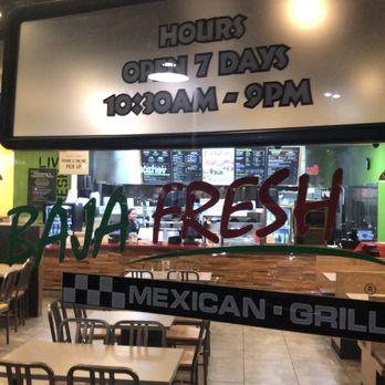 Baja Fresh Hours >> Baja Fresh Order Food Online 54 Photos 92 Reviews Mexican