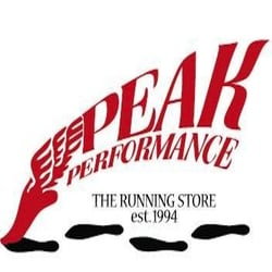 Peak Performance The Running Store Sports Wear 2913 S 168th St