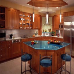 Photo Of Tropical Kitchen Cabinet Designs   Hialeah, FL, United States.  Kitchen Remodeling
