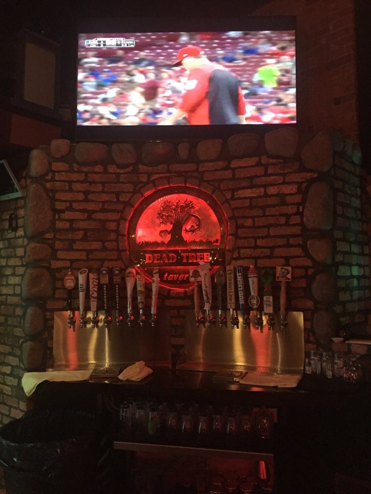 Dead Tree Tavern: 102 West 2nd St, Rock Falls, IL