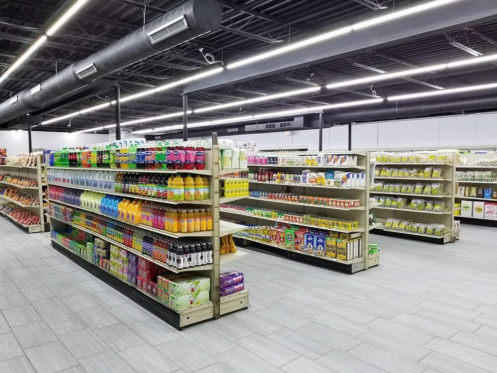 AJS Desi Market