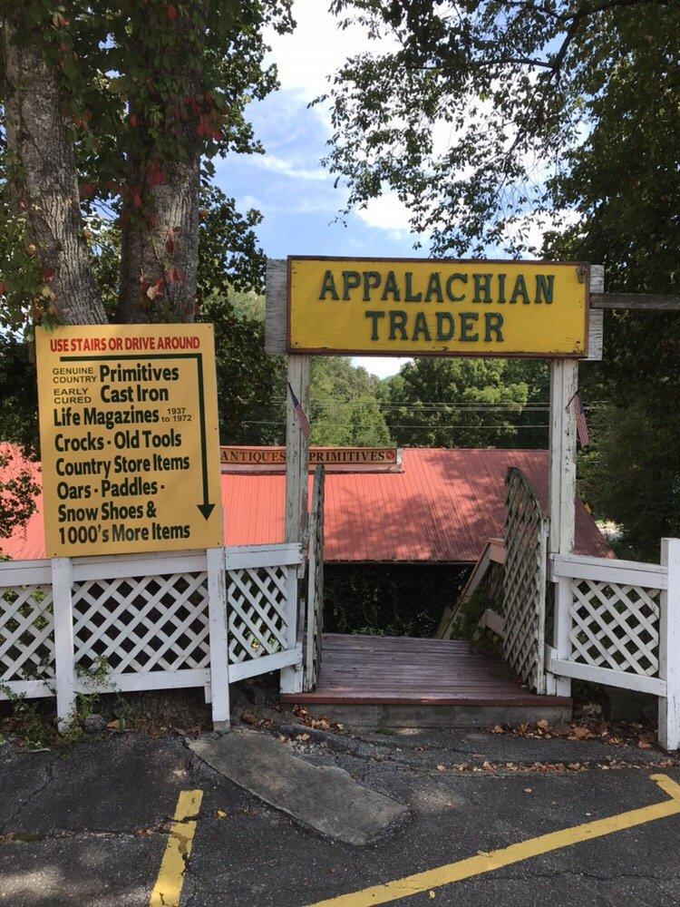 Appalachian Trader: 1093 Franklin St, Dillard, GA