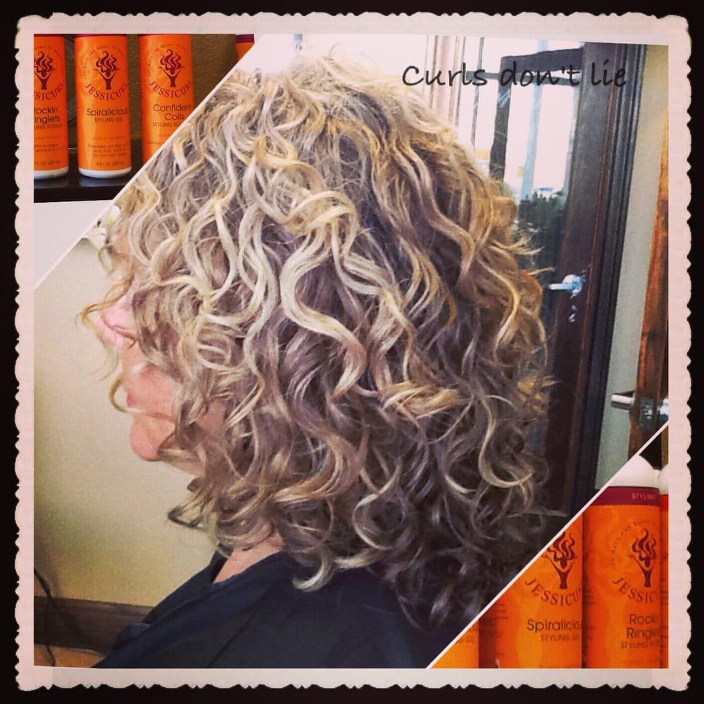 Deva dry curl cut, Austin, Cedar Park, Curly Hair ...