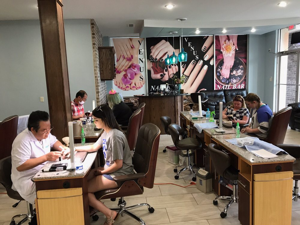 Venus Nail Bar - 45 Photos & 17 Reviews - Nail Salons - 3300 82nd St ...