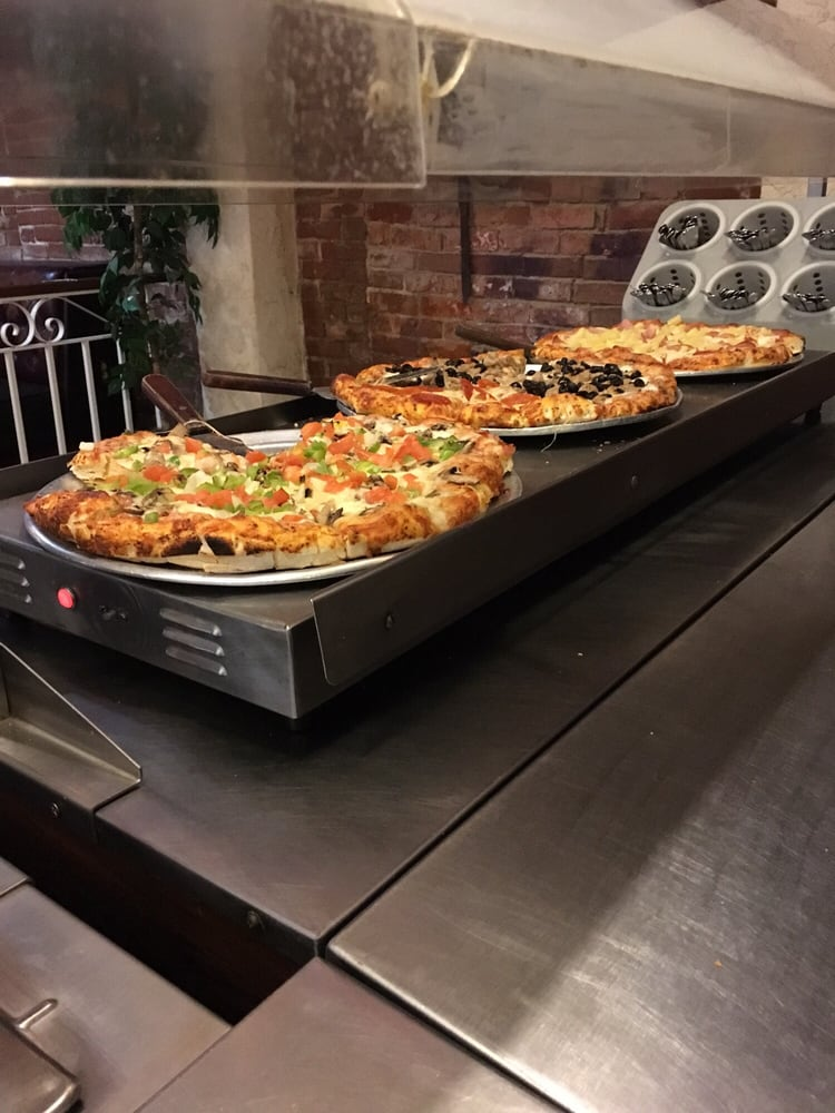 great pizza selection with fresh homemade crust yelp. Black Bedroom Furniture Sets. Home Design Ideas