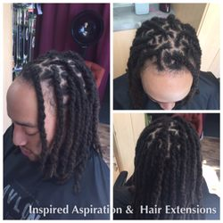 Inspired aspiration hair extensions 594 photos 30 reviews photo of inspired aspiration hair extensions portland or united states retwist pmusecretfo Images