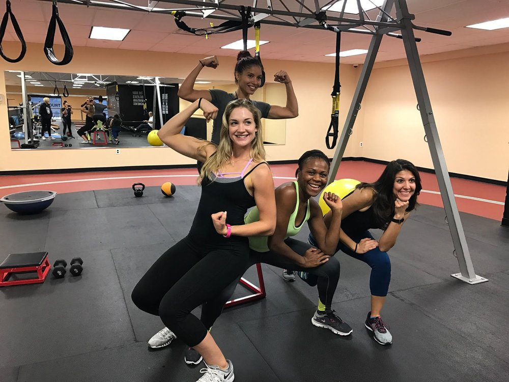 National Personal Training Institute 12 Photos Fitness