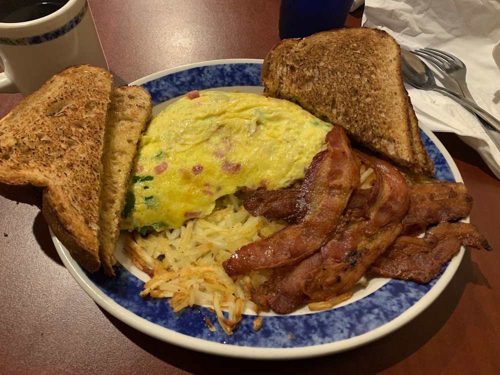 Grandma Bair's Family Restaurant and Catering: 608 N Fraley St, Kane, PA