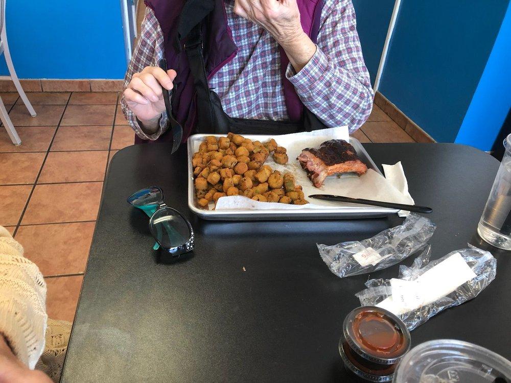 The Hot Mess - Food For The Soul: 13025 Lomas Blvd NE, Albuquerque, NM