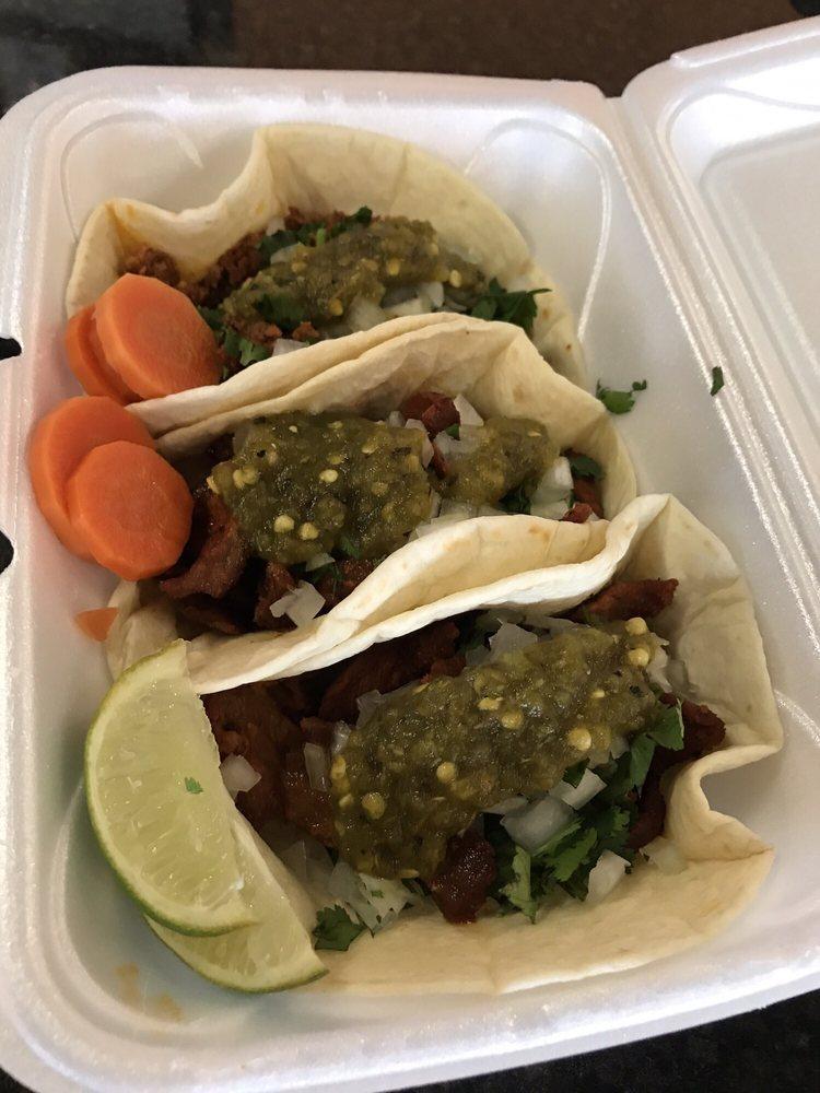 Gringo's Taqueria: 213 E Chickasaw Ave, McAlester, OK