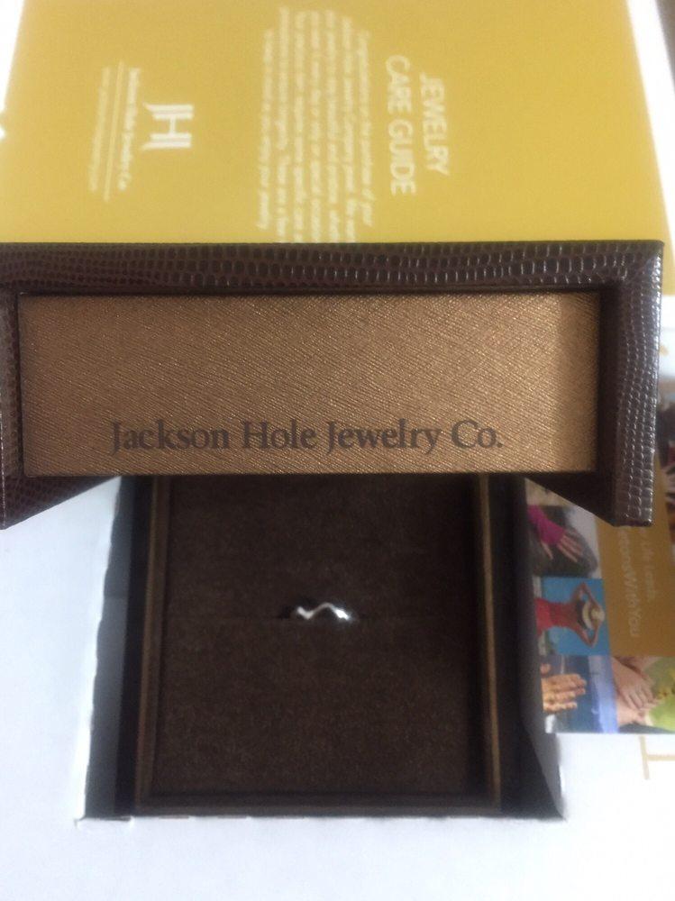jackson hole jewelry company: 60 E Broadway Ave, Jackson, WY